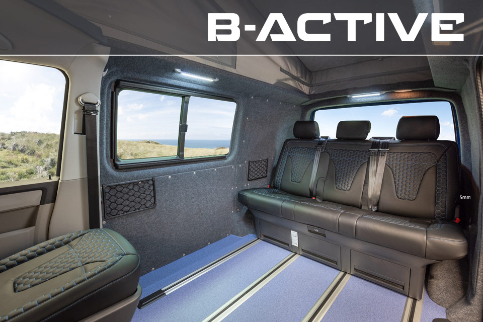B-Active SWB VW Campervan Conversion
