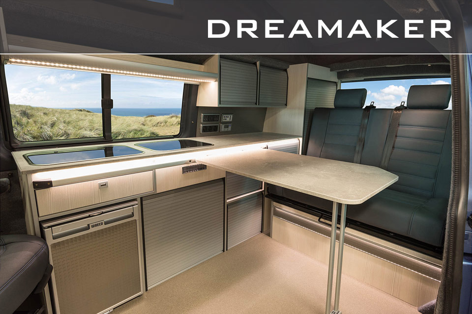 Dreamaker LWB VW Campervan Conversion