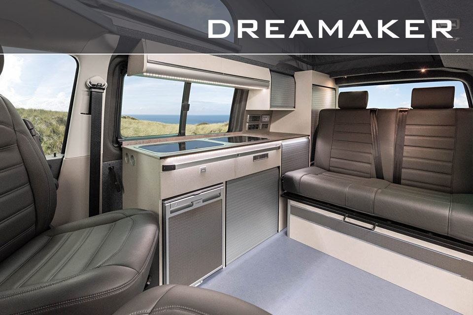 Dreamaker SWB VW Campervan Conversion