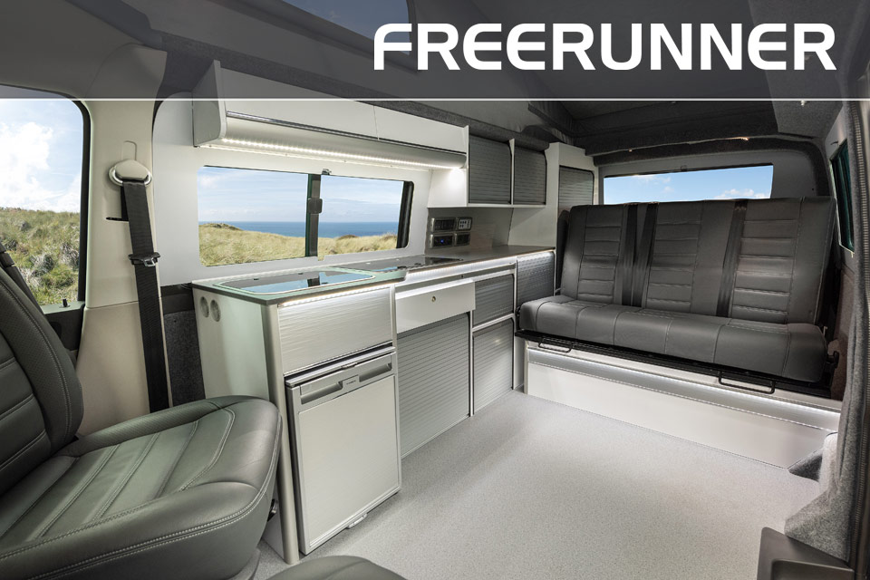 Freerunner LWB VW Campervan Conversion