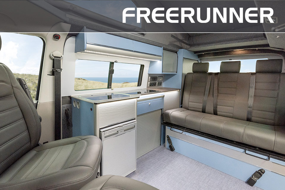 Freerunner SWB VW Campervan Conversion