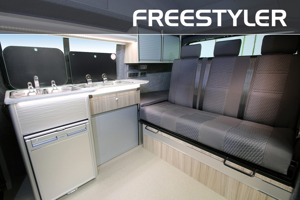 SWB Freestyler VW Campervan Conversion