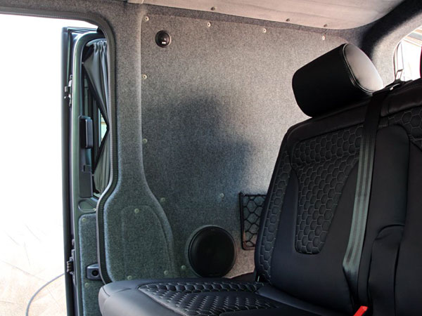 BLAM Rear Speaker for VW Campervan