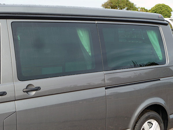 VW T5/T6 H.I.P. Galzed window