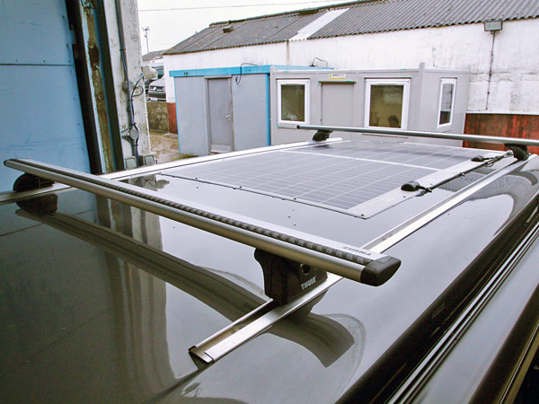 Reimo Roof Bars and Rails for VW