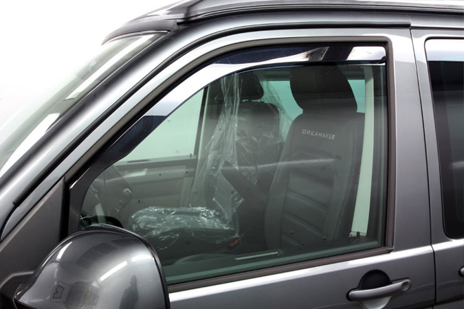 VW Wind Deflector