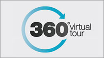 360 degree tour icon